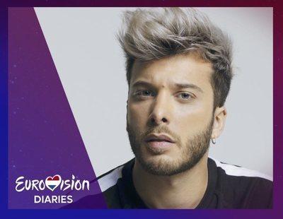 """'Eurovisión Diaries': Analizamos """"Memoria"""" y """"Voy a quedarme"""" de Blas Cantó, ¿acierto o error?"""