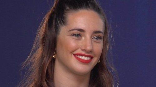 """Asia Ortega ('El Internado: Las Cumbres'): """"Amaia tira del carro y Paul tira de ella para que no descarrile"""""""