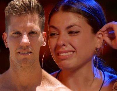'La isla de las tentaciones 3': ¿Qué ocurrirá entre Lola y Carlos tras sus sorprendentes tocamientos?