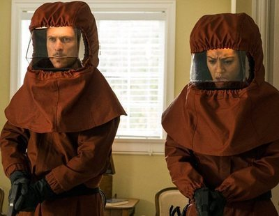 Tráiler de 'Debris', serie de ciencia ficción con Jonathan Tucker para NBC