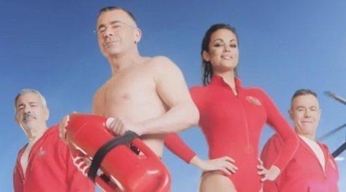 Primera promo de 'Supervivientes 2021' con Jorge Javier, Lara Álvarez, Carlos Sobera y Jordi González