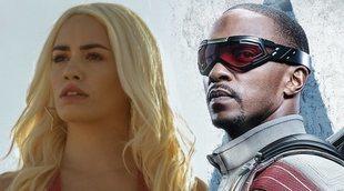 'Sky Rojo' y 'Falcon y el Soldado de Invierno', entre los estrenos de la semana del 15 de marzo