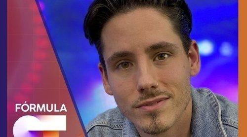 """Víctor Púa: """"Al salir de 'OT 2009' la gente no me veía como un artista, solo era alguien de la tele"""""""