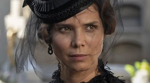 """Juana Acosta ('La Templanza'): Carola es una mujer avanzada sin miedos en moverse en un mundo de hombres"""""""