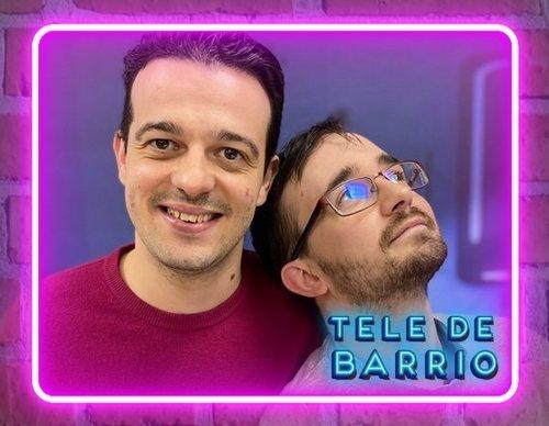 Reencontramos a Daniel Retuerta y Fernando Tielve, Roque y Cayetano en 'El internado', en 'Tele de Barrio'