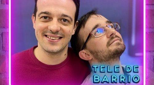 'Tele de Barrio': Reencontramos a Daniel Retuerta y Fernando Tielve, Roque y Cayetano en 'El internado'
