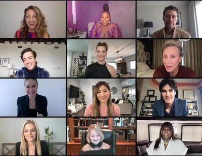 El reparto de 'Glee' se reúne para recordar a Naya Rivera