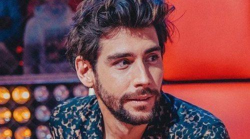 """Álvaro Soler: """"Eurovisión es mucha presión para mí y no puedo cargarme con eso"""""""