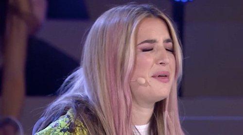 """Lola Índigo amenaza con abandonar la mesa del jurado tras un pique en 'The Dancer': """"Me voy del programa, paso"""""""