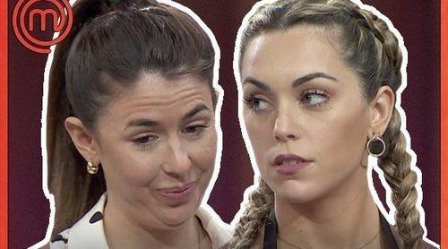 ¡Sí, MasterChef!: ¿Quién lleva razón en la primera pelea de 'MasterChef 9'? ¿Ofelia o María?