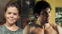 La increíble transformación física de Dani Ballesteros ('Aquí no hay quien viva'), que inicia etapa como actor