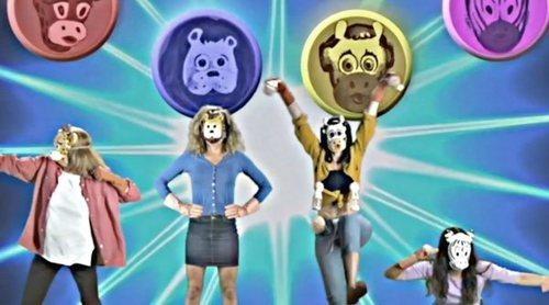 Las 'Señoras del (h)AMPA' se metamorfosean en 'Power Rangers' para la promo más friki de la temporada 2