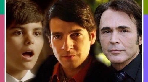 Todos los entresijos del casting para buscar a los tres actores que interpretaron a Raphael en su biopic