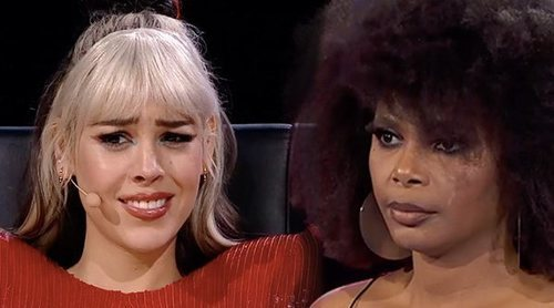 Promo de 'Top Star. ¿Cuánto vale tu voz?' con Brequette ('La Voz') como concursante y los primeros piques