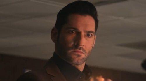 'Lucifer': Dios hace acto de presencia en el tráiler de la segunda parte de la quinta temporada