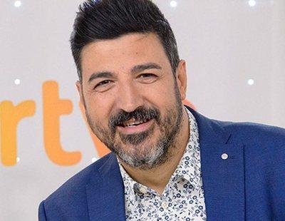 """Tony Aguilar: """"Nunca habíamos llevado a Eurovisión una historia tan personal como la que lleva Blas Cantó"""""""