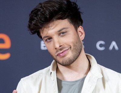 """Blas Cantó: """"No pienso en armas para ganar Eurovisión; pienso en contar mi historia y en transmitir esperanza"""""""