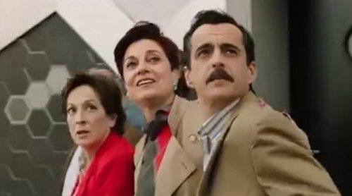 Promo del 21x18 de 'Cuéntame cómo pasó': El grito de auxilio de Herminia y un susto automovilístico
