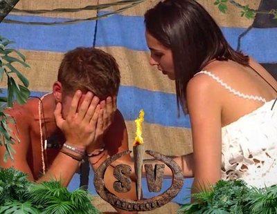 ¿Retomarán Tom Brusse y Sandra Pica su relación tras pasar una noche juntos en 'Supervivientes 2021'?