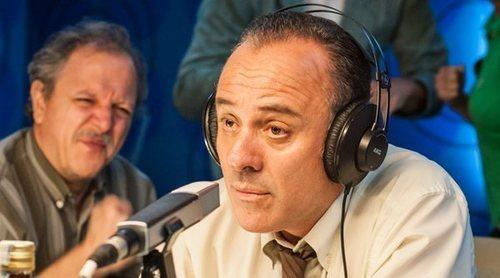 """Javier Gutiérrez ('Reyes de la noche'): """"Viví con pasión la lucha entre García y de la Morena"""""""
