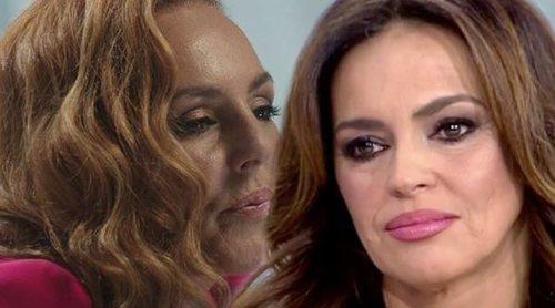 ¿Ha formado parte Olga Moreno del escarnio público al que se ha sometido a Rocío Carrasco durante años?