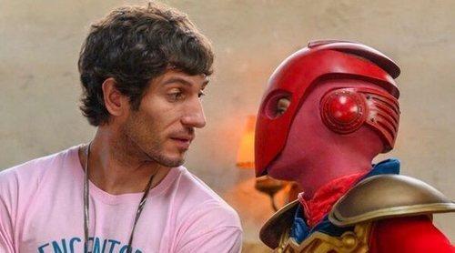 """Quim Gutiérrez ('El vecino'): """"En la T2 hay lucha de sexos y Javi ve cuestionada su titanidad y masculinidad"""""""