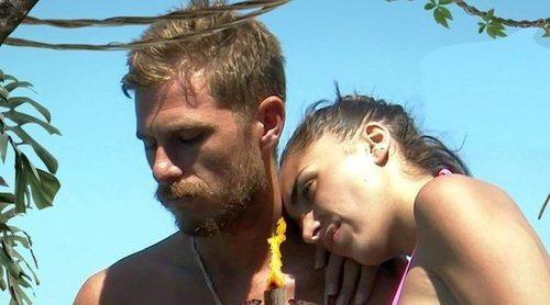¿Es un montaje la crisis entre Tom y Sandra en 'Supervivientes 2021'?