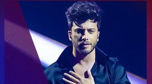 """Blas Cantó (Eurovisión 2021): """"Espero que mi polémica con Noruega no repercuta a TIX. Es un ser de luz"""""""