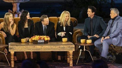 ¿Es 'Friends: The Reunion' el reencuentro que tanto estábamos esperando?