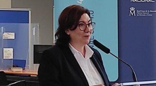 Luisa Martín se convierte en la primera española en recibir el DNI Europeo por su papel en 'Servir y proteger'