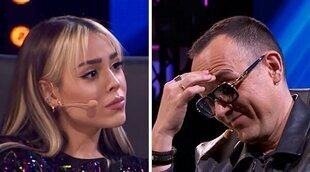 """La tensa discusión entre Danna Paola y Risto Mejide por el reggaeton en 'Top Star': """"¿Por qué no lo haces tú?"""""""
