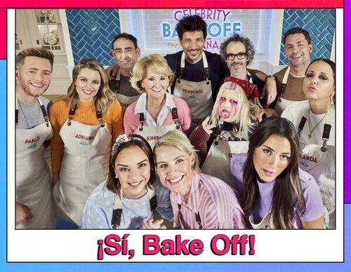 ¡Sí, Bake Off!: Analizamos el casting de 'Celebrity Bake Off España'