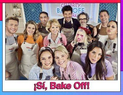 ¡Sí, Bake Off!: Analizamos el casting de 'Celebrity Bake Off España', ¿quiénes llegarán a la final?