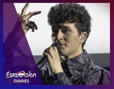 """Gjon's Tears (Eurovisión 2021): """"Tras mi actuación, fue Blas Cantó quien vino a decirme que no dudase de mí"""""""