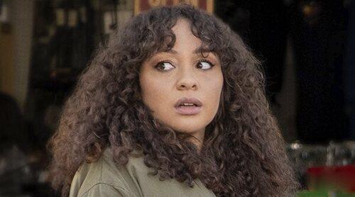 """Jasmine Cephas Jones: """"'Blindspotting' es un torbellino, me permite hacerlo todo"""""""
