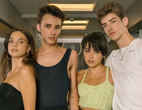 Conoce a Patrick, Ari, Mencía y Phillipe, los nuevos alumnos de la temporada 4 de 'Élite'