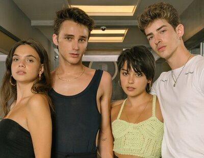 'Élite': Conoce a Patrick, Ari, Mencía y Phillipe, los nuevos alumnos de la cuarta temporada
