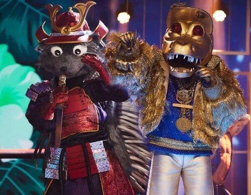 ¿Qué famosos se esconden detrás de Cocodrilo y Erizo en 'Mask Singer 2'?