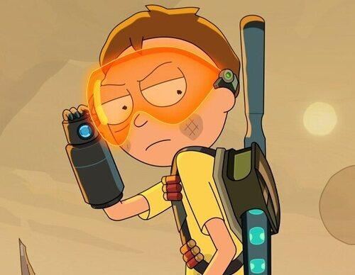 Las locuras animadas de 'Rick y Morty' y 'Central Park' y otros estrenos para esta semana