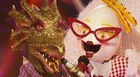 'Mask Singer 2': ¿Se esconden Carolina de Mónaco o María José Campanario bajo Dragona y Huevo?