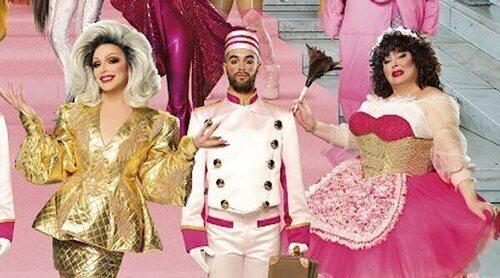 Las reinas de 'Drag Race España' se embarcarán en una gira presentada por Supremme de Luxe y Paca la Piraña