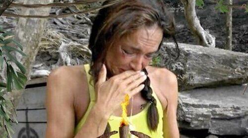 ¿Está mintiendo Olga Moreno al desmentir el zasca a Rocío Carrasco en la carta de 'Supervivientes'?