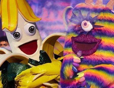 'Mask Singer 2': ¿Se esconden Sebastián Yatra o Pilar Rubio bajo Plátano y Monstruita?