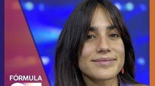 """Julia Medina: """"Recuerdo 'OT 2018' como un campamento de verano que con el tiempo vas valorando más"""""""