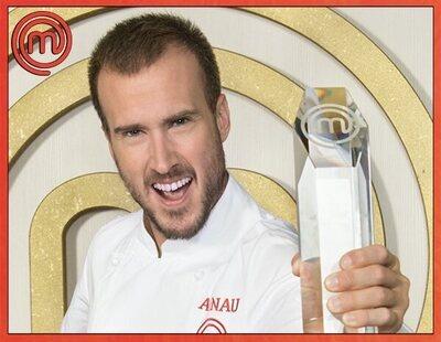 """Arnau ('MasterChef 9'): """"Al ver que las quinielas me ponían 4º pensé: Twitter va a arder y voy a pasarlo pipa"""""""