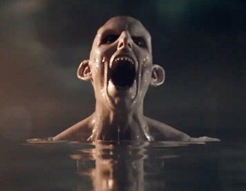 Tierra y mar chocan en el perturbador teaser de 'American Horror Story: Double Feature'