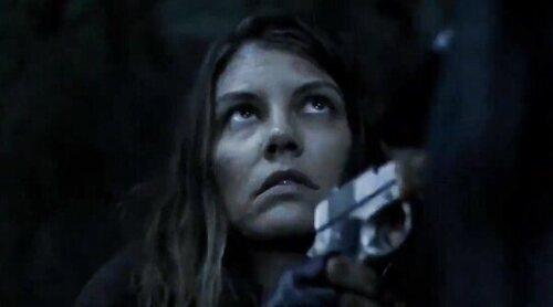 'The Walking Dead': Maggie, a punto de caer al vacío en el teaser de la temporada final