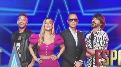 'Got Talent España' calienta motores con la promo de la séptima edición, sin Paz Padilla como jurado
