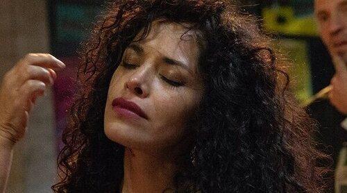 """Claudia Pineda ('El inmortal'): """"Se podría hacer un spin-off de cada uno de los personajes"""""""