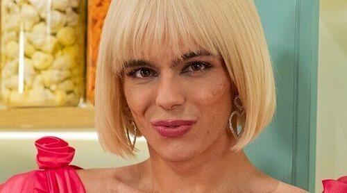 """Samantha Hudson ('MasterChef Celebrity'): """"Mis amigas siguen diciendo que cocino rico. ¡Un besito a las mitómanas!"""""""